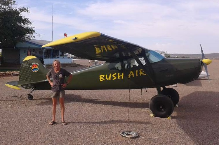 bush air   backcountry flying training and tailwheel training